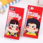 case iphone 5 เคสไอโฟน5 ห่อขนมน่ารักๆ Fujiya Peko Peko Silicone 3D