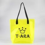 กระเป๋าT-ARA สีเหลือง