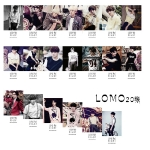 รูป EXO love me right LOMO
