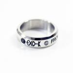 แหวนเงิน EXO-K
