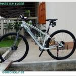 """จักรยานเสือภูเขา TOTEM """"SPIKES"""" 24สปีด เฟรมอลู 27.5 ,B214,2015 ดุมแบร์ริ่ง NOVATEC"""