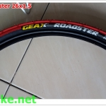 ยางขอบลวด GEAX Roaster 26x1.5 ขอบแดง