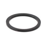 """แหวนสเปเซอร์รองถ้วยคอมีเนียม O.V., สีดำ Alloy Bicycle Bike Headset Spacer 1-1/8"""" x 2mm"""