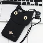 เคส Huawei G Play Mini ซิลิโคน TPU 3 มิติ แมวน้อยแสนน่ารัก น่าใช้ ราคาถูก (ไม่รวมสายคล้องคอ)