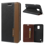 Case Samsung Galaxy Note 4 รุ่น Cross Texture Two Tone