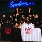 เสื้อแขนยาว (Sweater) Seventeen - Going Seventeen