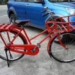 ยางนอกจักรยาน Camel จักรยานไปรษณีย์ ยางมีปีก) 26x1 1/2