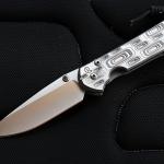 CRK Large Sebenza 21 Knife CGG Perception