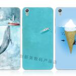 Case OPPO F1 Plus ซิลิโคน soft case แบบนิ่ม ท้องทะเล ปลาวาฬ น่าใช้มากๆ ราคาถูก
