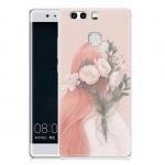 เคส Huawei P9 Plus พลาสติก TPU ลายการ์ตูน ลายดอกไม้แสนหวาน ราคาถูก