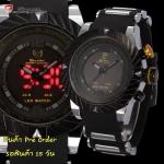 นาฬิกาข้อมือชายแฟชั่น Shank Sport watch SH168