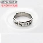 แหวนเงิน Lee Min Ho