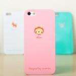 เคส iphone 5 coconori สีหวาน ลายการ์ตูนน่ารักๆ