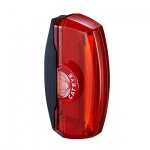 CATEYE ไฟท้ายกระพริบแคทอาย RAPID X3, TL-LD720-R, สีแดง