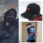 หมวก 424 แบบ Jin BTS