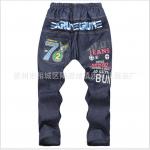 กางเกง ลายอักษร แพ็ค 4 ตัว ไซส์ L-XL-XXL-XXXL