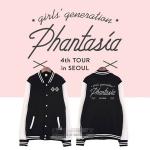 เสื้อเบสบอล (Baseball Jacket) SNSD - Phantasia