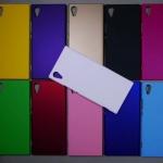เคส Sony Xperia XA1 Ultra พลาสติกสีพื้นเรียบๆ ราคาถูก
