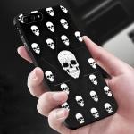 Case iPhone 7 (4.7 นิ้ว) พลาสติก TPU มีความยืดหยุ่นในตัว สีดำสวยงามสกรีนลายกราฟฟิคต่างๆ ราคาถูก