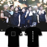 เสื้อยืด (T-Shirt) MONSTA X - THE FIRST LIVE