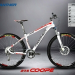 จักรยานเสือภูเขา Panther รุ่น Coope ,เฟรมอลู 27 สปีด ล้อ27นิ้ว 2016