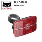 CATEYE ไฟท้ายกระพริบแคทอาย, TL-LD570-R, สีแดง