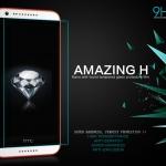 ฟิล์มกระจกนิรภัย HTC Desire 620G ยี่ห้อ Nillkin