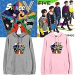 เสื้อฮู้ด (Hoodie) SHINee - FIVE