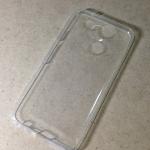 เคสนิ่มใส (หนา 0.3 mm) Nexus 5X