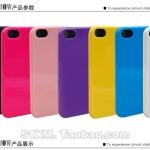 คละแบบ 15 ชิ้น case iphone 5 เคสไอโฟน5 ตัวเคสทำจากซิลิโคน สีพื้น สีสด เงาๆ เรียบๆ มีหลายสี หวานๆ น่ารักๆ หลายอารมณ์