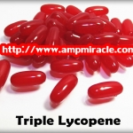 Tripple Lycopene 50,000 mg กลูต้าทริปเปิล ไลโคปีน มะเขือเทศสกัด แก้มแดง ขาวอมชมพู
