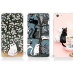 เคส OPPO Mirror 5 Lite / Mirror 5 Lite 4G ซิลิโคน soft case สกรีนลายน้องแมวสุดแสนน่ารัก ราคาถูก