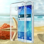 เคส Samsung A7 2017 พลาสติกโปร่งใส imak โชว์ตัวเครื่องเต็มที่ ราคาถูก