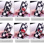 เคส OPPO F1 Plus ซิลิโคน TPU สีชมพู สีดำ พร้อมลายเส้นสวยมากๆ ราคาถูก (ไม่รวมสายคล้อง)