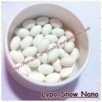 lypo snow nano ไลโป สโน นาโน ขาวเร่งด่วน ต้านรังสี uv มี vit C 1000 mg กลูต้า สุดยอดนวัตกรรมผิวขาวใสดูแลทั้งกลางวันและกลางคืน
