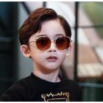 แว่นตา (UV400) เลนส์สีน้ำตาล แพ็ค 5อัน ฟรีไซส์