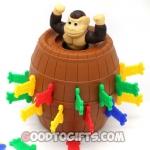 ถังเสียบมีดลิงกอริลล่า ถังใหญ่