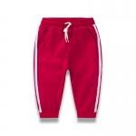 กางเกงวอร์มเด็กสีแดง [size 2y-3y-4y-5y-6y-7y]
