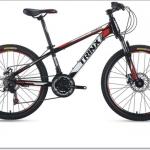 จักรยานเสือภูเขา Trinx K034 เฟรมเหล็ก 21 สปีด ล้อ 24 นิ้ว