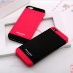 case iphone 5,4,4s เคสไอโฟน5,4,4s Phone Add เคสสี pastel แยกประกอบ 3ชิ้น แบบสวมหัวท้าย สีสวยๆ แนวๆ ALICE PASTEL JELLY CASE DISIGNED BY PHONEADD
