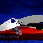 Spyderco Caly 3 (Sprint) Folding Knife #032V C113GPGY