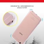 เคส VIVO Y53 ซิลิโคน soft case หุ้มขอบปกป้องตัวเครื่อง โปร่งใสสวยมากๆ ราคาถูก