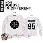 เสื้อแฟชั่นเกาหลี เสื้อกันหนาว iKON YG BOBBY 95
