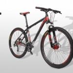 จักรยานเสือภูเขา Twitter TW7000,27 สปีด เฟรมอลู ดุมแบร์ริ่ง ล้อ 27.5 นิ้ว ซ่อนสาย