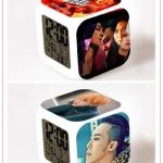 นาฬิกาดิจิตอลลูกเต๋า BIGBANG