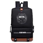 กระเป๋าเป้สะพายไนลอน BTS