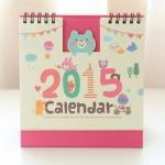 2015 Little Bear Desk Calendar