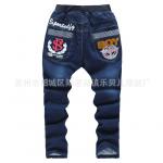 กางเกง(กำมะหยี่ด้านใน) ลายBOY แพ็ค 4 ตัว ไซส์ L-XL-XXL-XXXL