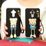 เคส Huawei Mate 9 พลาสติกหมีน้อย 3 มิติ น่ารักสุดๆ ไม่ซ้ำใคร ราคาถูก
