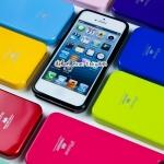 เคส iPhone 5/5s Mercury (Goospery) Jelly Case